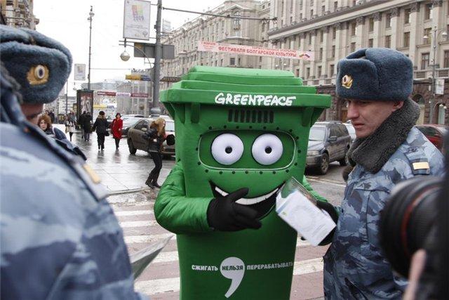 Приколы в картинках про мусоров, днем